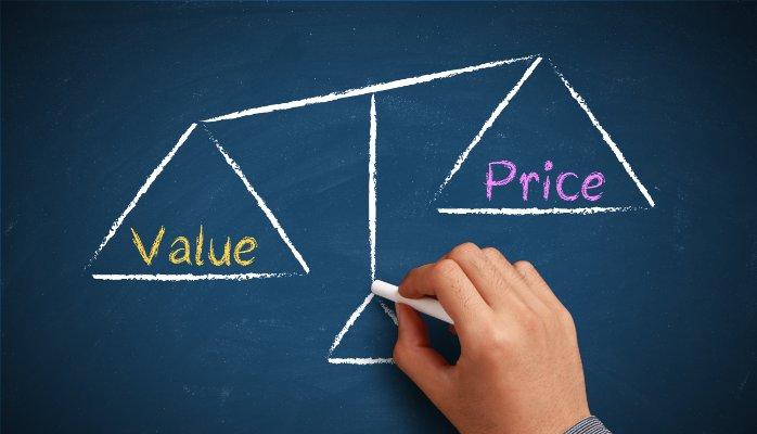 preço e valor